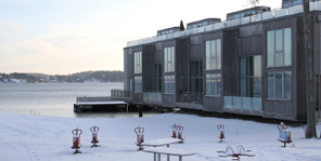 Gåshaga Brygga